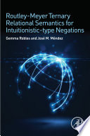 Routley Meyer Ternary Relational Semantics for Intuitionistic type Negations