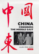 China Considers The Middle East