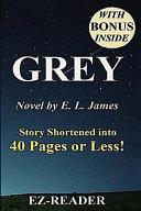 Grey: