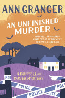 An Unfinished Murder  Campbell   Carter Mystery 6