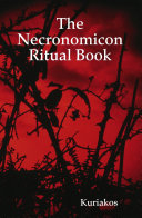 The Necronomicon Ritual Book