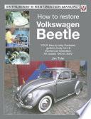 """""""How to Restore Volkswagen Beetle"""" by Jim Tyler"""