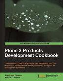 Plone 3 Products Development Cookbook