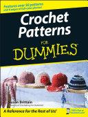 Crochet Patterns For Dummies Pdf/ePub eBook