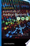 Essentials of Medical Genomics Book