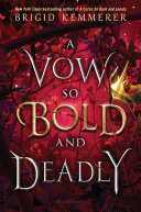 Pdf A Vow So Bold and Deadly