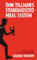 Don Tillman   s Standardized Meal System