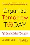 Organize Tomorrow Today