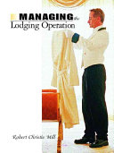 Cover of Managing the Lodging Operation