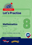 Books - Oxford Lets Practise Mathematics Grade 8 Practice Book | ISBN 9780199047987