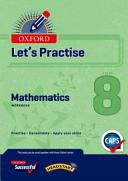 Books - Oxford Lets Practise Mathematics Grade 8 Practice Book | ISBN 9780199047987