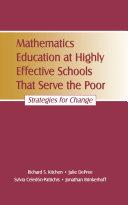 Mathematics Education at Highly Effective Schools That Serve the Poor [Pdf/ePub] eBook