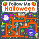 Follow Me Halloween Book PDF