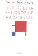 Histoire de la philosophie au XXe siècle Pdf/ePub eBook