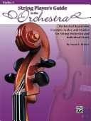 String Players' Guide to the Orchestra for Violin 2