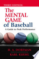 The Mental Game Of Baseball Book