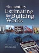 Elementary Estimating For Building Works (Penerbit USM) [Pdf/ePub] eBook