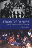 Movement of the People Pdf/ePub eBook