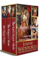 Regency Brides: A Regency Romance Boxed Set Collection (Books 4-6) [Pdf/ePub] eBook