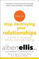 How to Stop Destroying Your Relationships Pdf