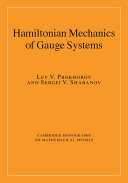 Hamiltonian Mechanics of Gauge Systems