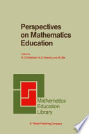 Perspectives on Mathematics Education Book