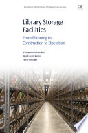 Library Storage Facilities Book