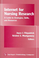 Internet For Nursing Research