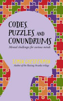 Codes  Puzzles and Conundrums Book