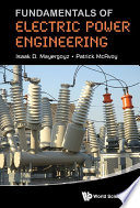 Fundamentals of Electric Power Engineering Book