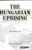 The Hungarian Uprising Book