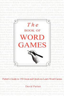 The Book of Word Games