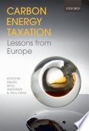 Carbon-Energy Taxation