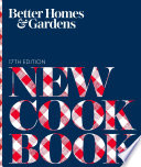 """Better Homes and Gardens New Cook Book, 17th Edition"" by Better Homes and Gardens"