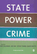 Cover of State, Power, Crime