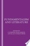 Fundamentalism And Literature