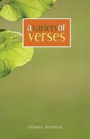 A Variety of Verses