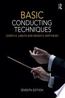 Basic Conducting Techniques Book PDF