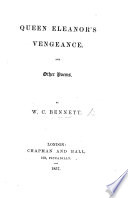 Queen Eleanor s Vengeance and Other Poems Book