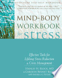 Mind Body Workbook For Stress Book PDF