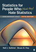 Statistics for People Who  Think They  Hate Statistics Book