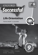 Books - Oxford Successful Life Orientation Grade 9 Teachers Guide | ISBN 9780195997583
