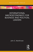 International Macroeconomics for Business and Political Leaders Pdf/ePub eBook