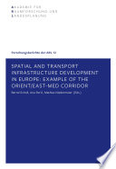 Spatial and Transport Infrastructure Development in Europe