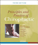 Principles and Practice of Chiropractic  Third Edition Book PDF