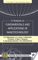 Textbook on Fundamentals and Applications of Nanotechnology
