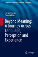 Beyond Meaning  A Journey Across Language  Perception and Experience