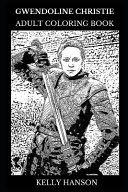 Gwendoline Christie Adult Coloring Book