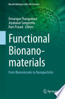 Functional Bionanomaterials