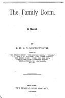 The Family Doom, Or, The Sin of a Countess